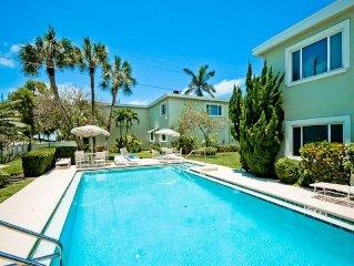Gulf Beach Apartment - with Pool & Beach Access