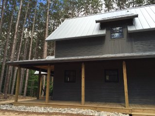 New construction home within walking distance of Crystal Mountain Resort