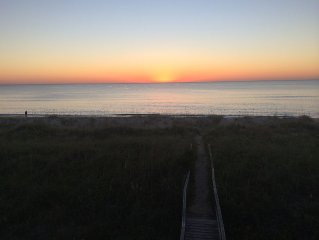 Ocean Front!  Enjoy Great Views!