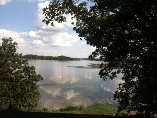 Bayview Clearwater Lake best recreational lake in the area with 3200 acres