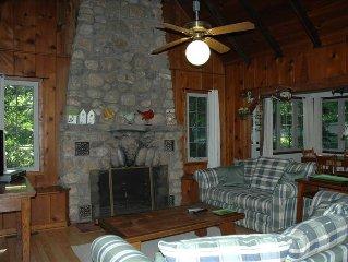 Birchwood Cabin - Retreat Relax Revive-10 Minute Walk to Beach