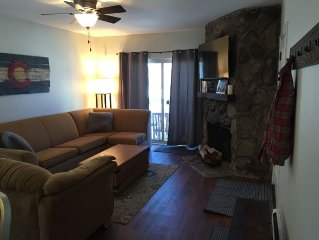 Remodeled Condo Minutes To Winter Park And On The Free Shuttle Route