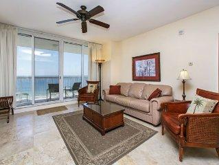 Silver Beach Towers - 2 BR/2 BA, Eleventh Floor Condo!