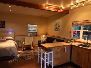 Bucking Mule 500 Sf. Studio ~ Downtown Durango & Japanese Soaking Tub!