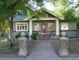 5 Bdrm, Historic Home, Heart Of Downtown, Full Of Charm, Walk To Everything Dt.
