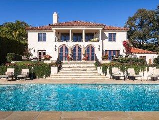 Private Ocean View Pool Estate