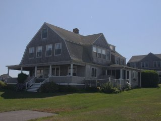Large Summer Family Home Overlooking Buzzards Bay and the Elizabeth Islands