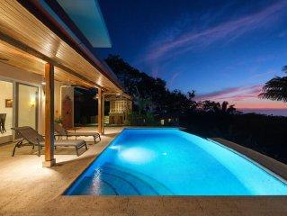 Villa Verde, 365 Pacific Sunsets