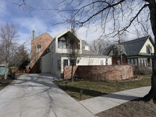 Upscale Executive 3BR, Historic Dwntwn Boulder, Coveted Location & Top Amenities