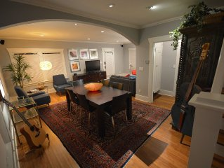 Newly Remodeled Craftsman In The Heart Of Tacoma's Old Town District