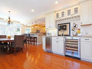 8 BDR 5.5 BA Ocean-block Resort Home, Atlantic City