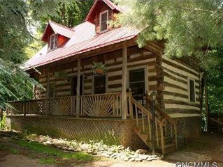 Lay Your Burdens Down By The River Cabin!