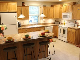 Super clean family home - less than 1 mile to Jim Thorpe's attractions.