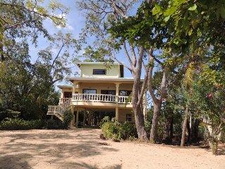 Private Caribbean Beachfront Home