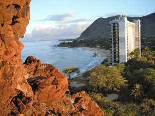 Stay on the Beach in Makaha 'Owner's Unit'