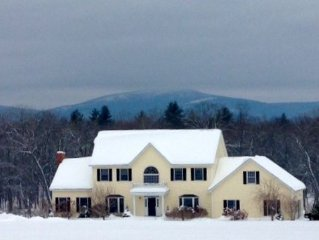 Beautiful,Berkshire,(3+) bedroom home Close to  All Summer Attractions &Skiing