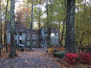 GREAT FOR FAMILIES - ON MTN CLOSE TO LODGE, SKIING, HIKING, SWIMMING!