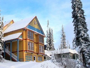 The 'Great Escape' Ultimate Ski-in-ski-out Winter Holiday and Summer Retreat