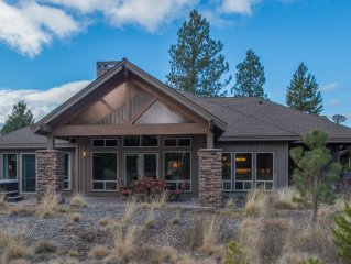 Happiness is just Around the Bend, Caldera Springs Resort Sunriver, Bend Oregon