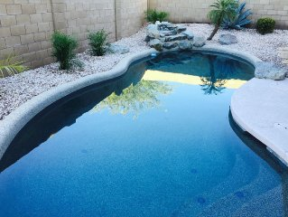 Estrella Mountain Ranch Vacation Home, Heated Pool, 8 Foot Pool Table, Sleeps 10