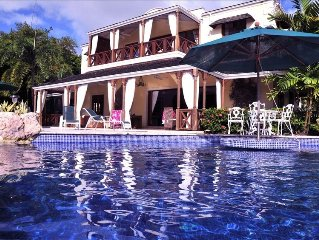 Sugar Hill Barbados Exclusive  Luxury 5/6 Bedroom Villa in St James