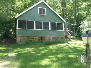 Beautiful Berkshire Cabin Close to All Attractions and Beach