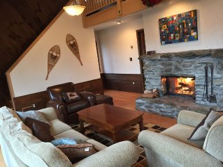 Great Location 4 Br- 3 Bath Ski House Right Off Access Rd.