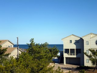 Lovely 5BR, 2nd house from Ocean Beach, Private Beach Access
