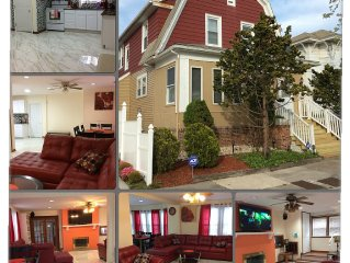 7 Stars House 2 Blocks From The Bast Beach In Atlantic City & Walk to the Casino