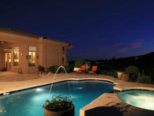 Luxury Home on Eagle Mountain Golf Course- Scottsdale / Fountain Hills