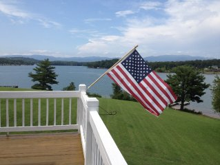 270 Degree Lakefront View In The Blue Ridge Mountains
