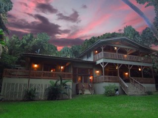 Stay at your own private luxury retreat this Big Island vacation!