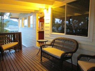 Kailua luxury  Cottage, 8 minutes to Lanikai and Kailua beaches.