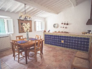 Live in an Italian Medieval Village Overlooking the Sea