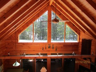 **Cant Miss** Lakefront Luxury Cabin - Close to everything!