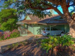 Private Ocean View Cottage Overlooking Wailea