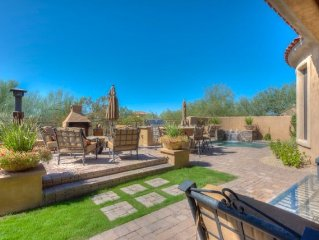 Large Grayhawk Family Friendly Home Perfect for Entertaining