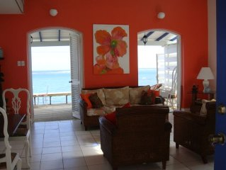 Caribbean Charm Mixed with Contemporary Simplicity