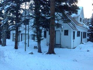 Four Seasons Mountain Retreat