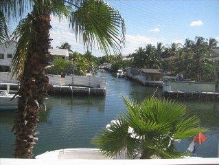 Key Largo Ocean Shores Villas With Boat Slip
