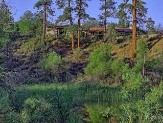 175+ Acre Mountain Valley Retreat