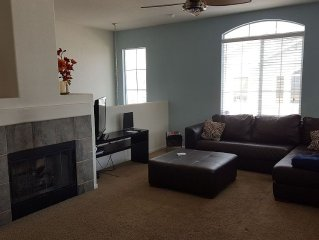 Great 2 Bedroom Townhouse in Highlands Ranch.  Furnished