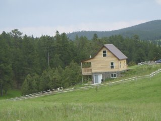 Black Hills Forest Edge Cabin