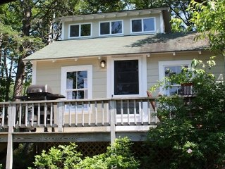 FALL SPECIAL! SEE RATES FOR DETAILS! Quaint, Cozy, Ocean View Cottage