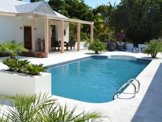 Welcome To The Seashell Breeze Villa, Turks And Caicos Islands!
