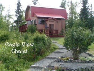 Private Chalet With Mountain Views And Quiet Country Setting.