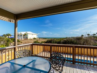 PRIVATE Owner Pool Home, Exclusive S. Crescent Beach, SAINT AUGUSTINE