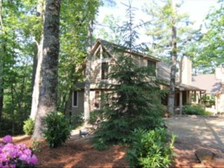 Mountain Treehouse, Spa, Lavishly Appointed '11, 2 Masters
