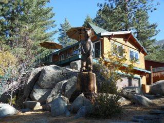 Luxury Lakeview Property- Heavenly Valley-South Lake Tahoe-  5th Night Free!