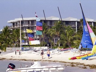 Beautiful Key West Condo on the Ocean with a spectacular 90 degree Ocean View